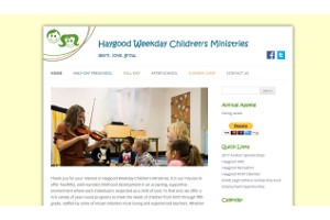 Haygood Weekday Children's Ministries