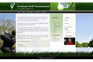 Ironman Golf Tournament